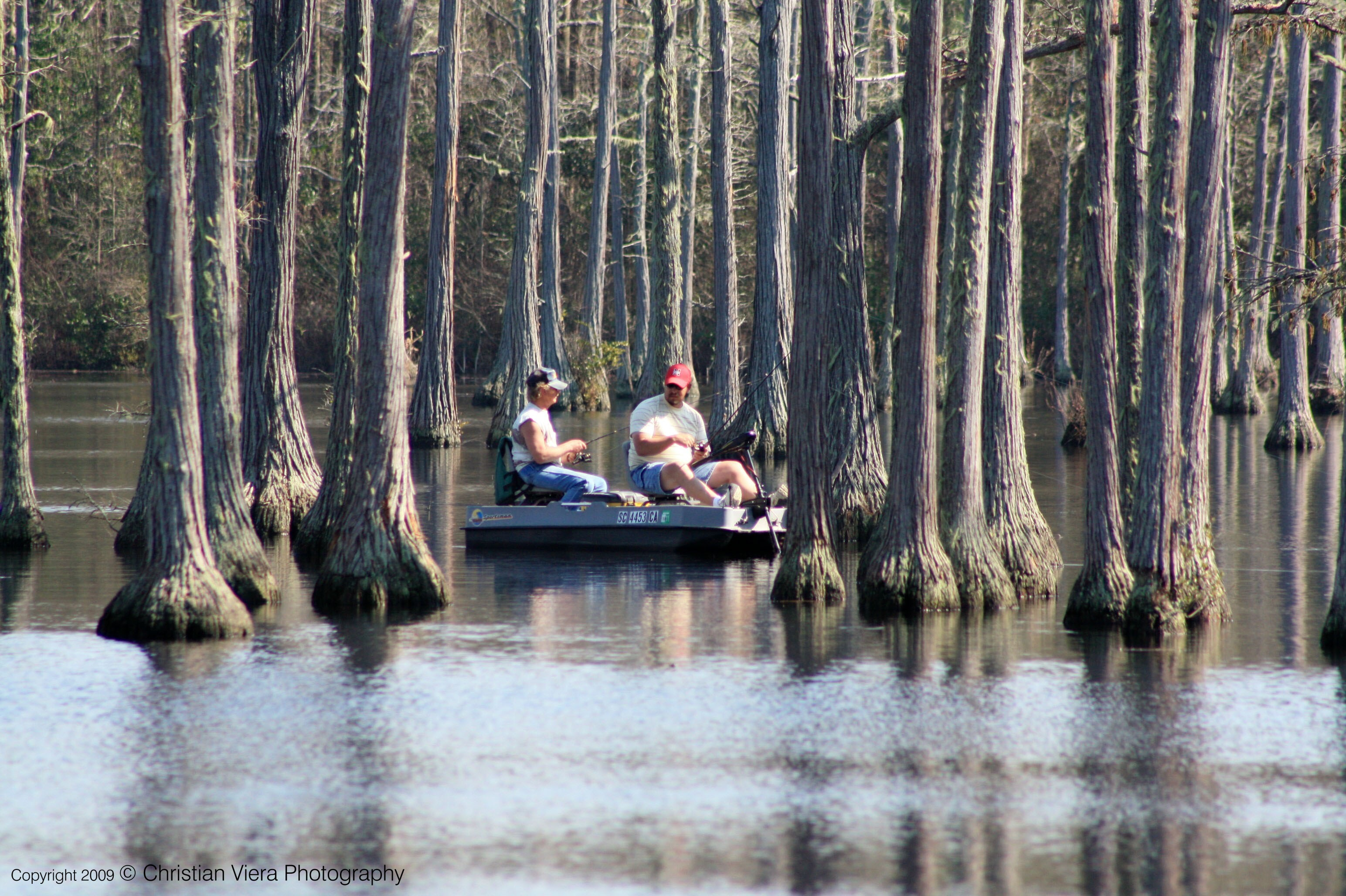Discover South Carolina Outdoors - Olde English District
